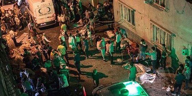Megrázó képek: esküvőn robbantottak, rengeteg a halott