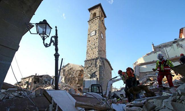 Elképesztő, mit művelt Olaszországgal a földrengés
