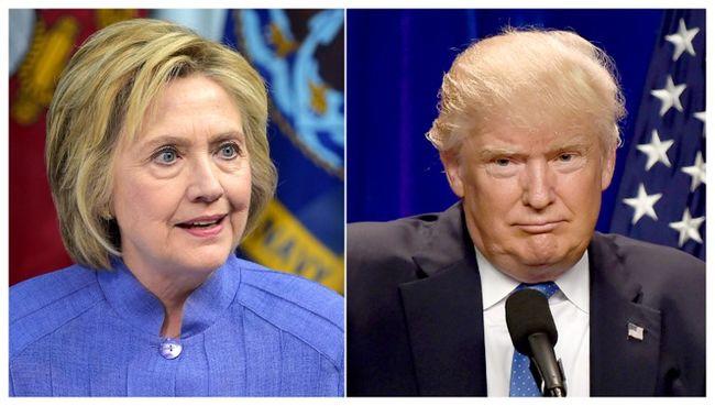 Durva szócsata: ezt vágta egymás fejéhez Clinton és Trump