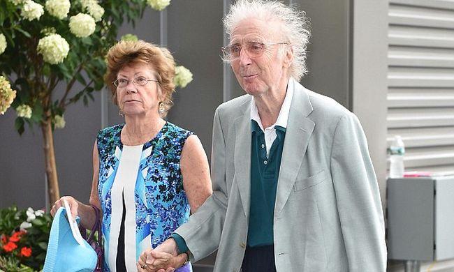 Így nézett ki élete végén az Alzheimer-kórban szenvedő színész