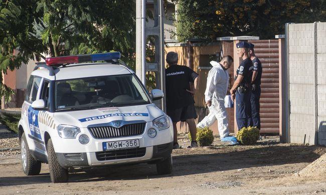 Gyorshír: elfogták a nyíregyházi gyilkost