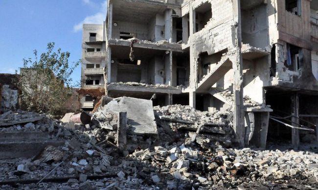 Egyszerre több helyszínen robbantak pokolgépek