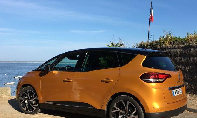 Renault Scenic: egy sikermodell, ami újraírja a történelmet