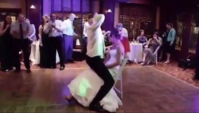 Ilyen részeg vőlegényt még nem látott esküvőn: szégyen, amit csinált