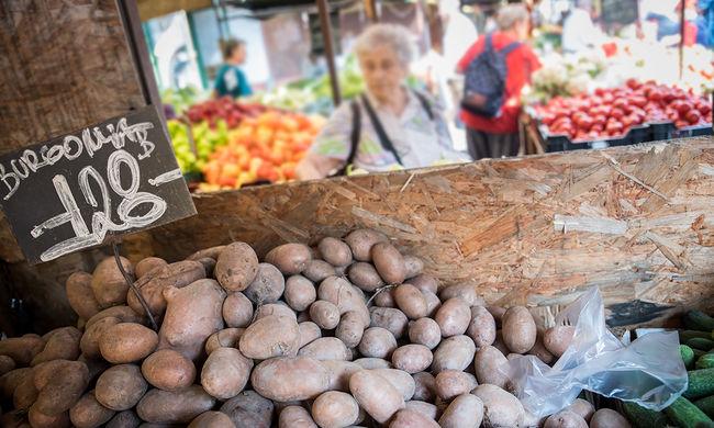 Nagyon kevés termett, bajban az ország krumpli- és hagymaellátása