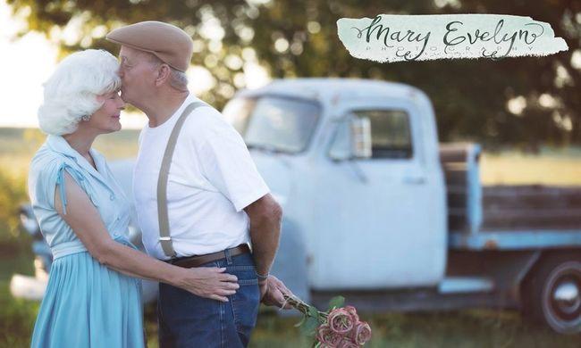 Ilyen, amikor még 57 év után is szereti egymást egy pár