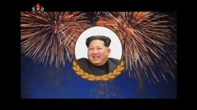 Így örült Kim Dzsong Un az újabb atomrobbbantásnak