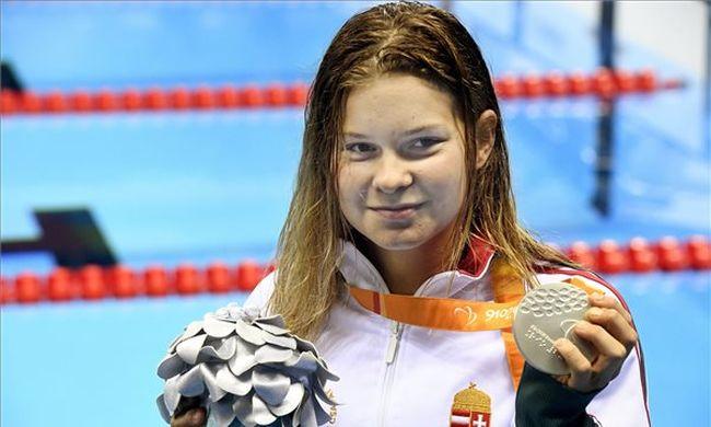Megvan a második magyar érem a paralimpián!