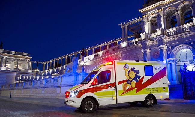 Ez az egyetlen rohamkocsi, amely gyerekéleteket menthet