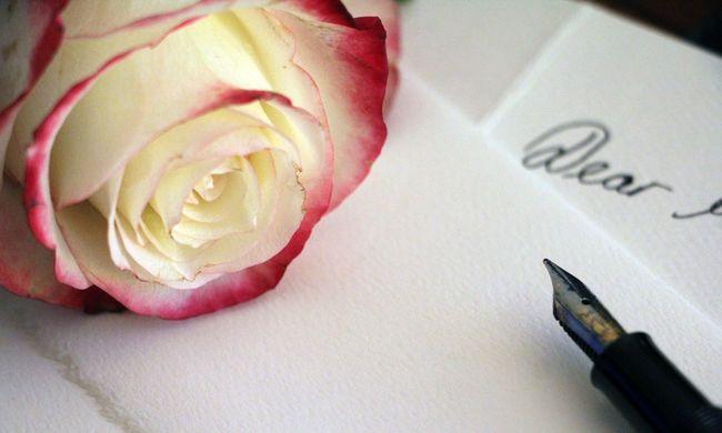Szívszorító: síron túli üzenetet küldött feleségének a halott férj