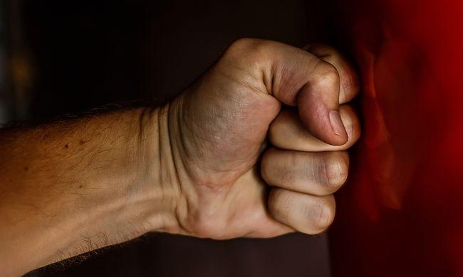 Egy ütéssel ölte meg a hétgyerekes apát - videó