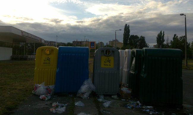 Legyen vagy ne legyen szelektív hulladékgyűjtő? Itt nem kértek belőle
