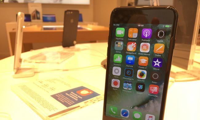 Már ön is megveheti a legújabb iPhone-t