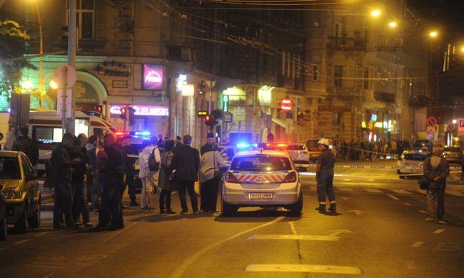 Hatalmas robbanás rázta meg Budapest belvárosát
