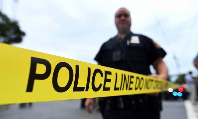 Büntetőcédulát író rendőrt lőttek agyon