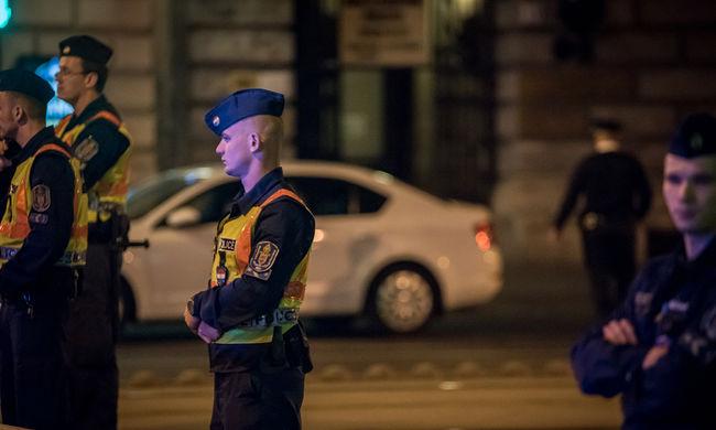 Újabb részletek a Teréz körúti robbantásról: ezt mondta a robbanás után a sérült járőr