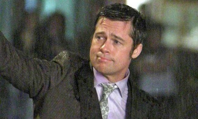 Brad Pitt vállalja a hazugságvizsgálatot!