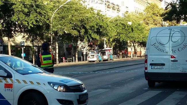 Megszólaltak a Teréz körúti robbantásban megsérült rendőrök szülei