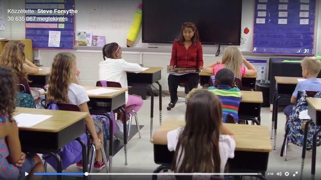 Elgondolkodtató videó terjed arról, milyen az iskola és milyennek kellene lennie