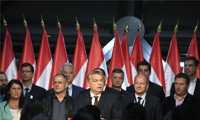 Itt a szavazás eredménye, bejelentést tett Orbán Viktor