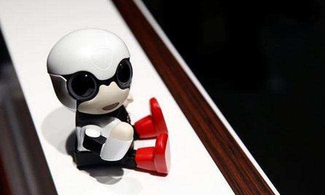 Gyerekpótló robottal áll elő az óriáscég