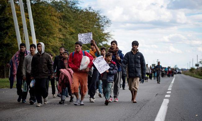 Új irányból támadják a határokat a migránsok