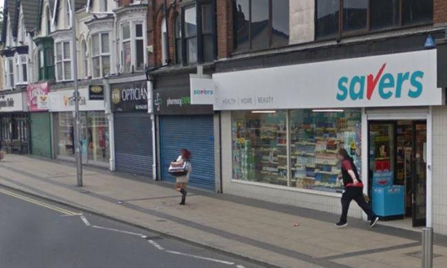 A Google Street View-n vették észre a tolvajt