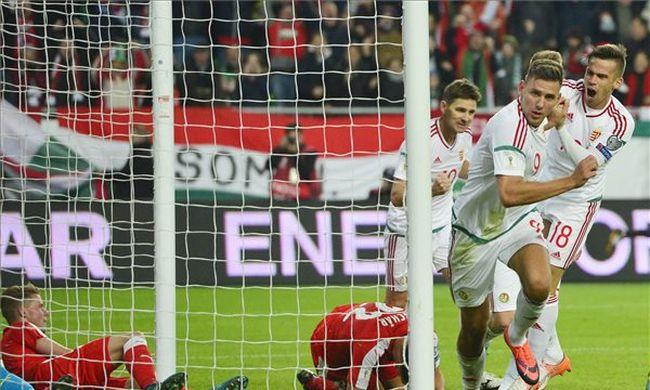 Két gólt rúgott, mégsem örül Szalai