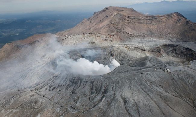 Kitört a gyilkos vulkán