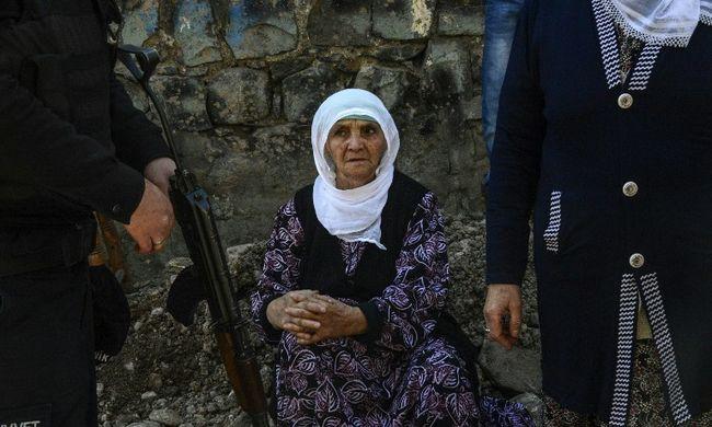 Egyre több a női terrorista