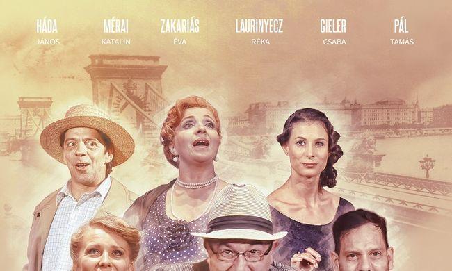 Orfeumi revüvel emlékezik a HADART Színház '56 névtelen hőseire