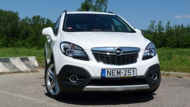 Opel Mokka teszt: van barátom