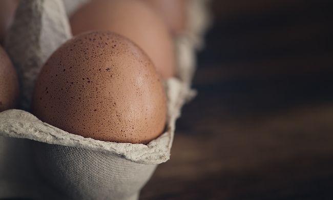 Olcsóbb lett, most mégis drágul a tojás