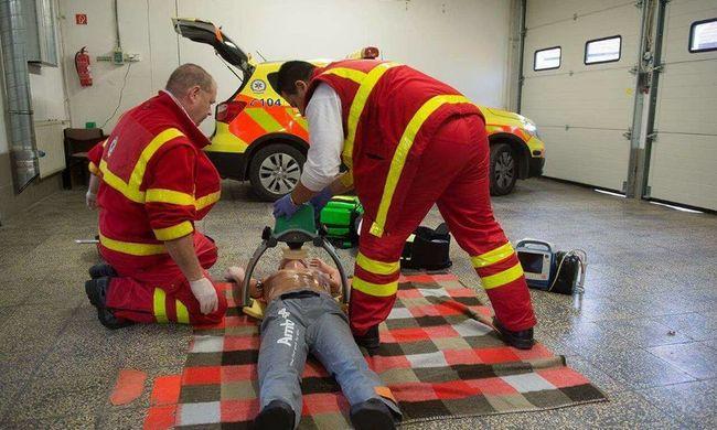 Félelmetes a mentők új szerkezete, de életek múlhatnak rajta