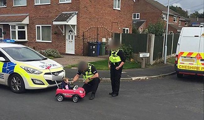 Kilenc hónapos kislányt szondáztattak meg a rendőrök
