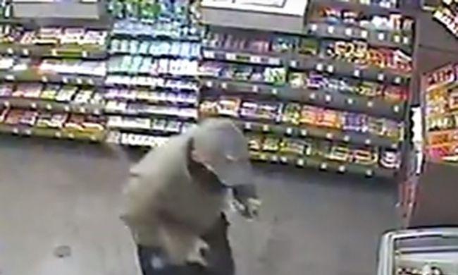"""""""Fegyverszerűvel"""" rabolta ki a benzinkutat"""