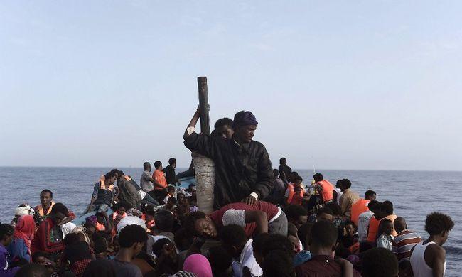 Két ország is megtelt migránsokkal