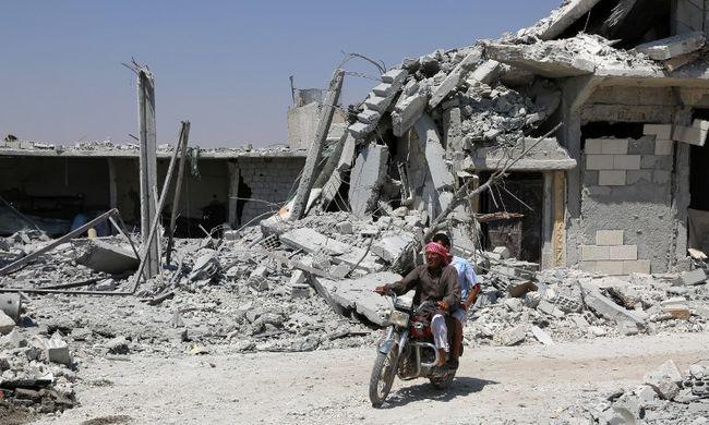 """Mészárszékké változott a város, ahova a civilek """"biztonságban"""" hazatérhettek"""