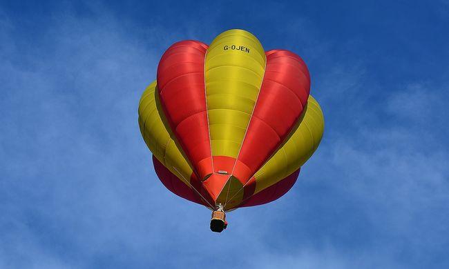 Ilyen nincs: különös hibáért kell felelnie egy hőlégballonosnak