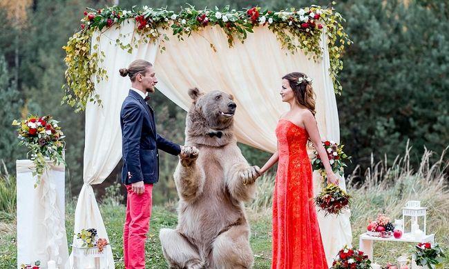 Ez a legbizarrabb esküvő, amit valaha látott
