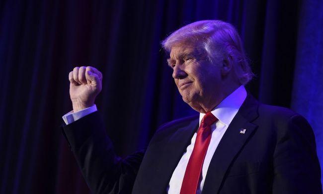 Új Amerika születik - így reagáltak Trump győzelmére