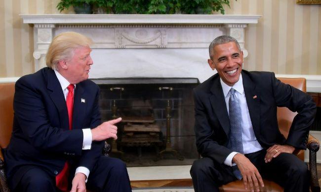 Obama nyilvánosan mondta el a véleményét Trumpról