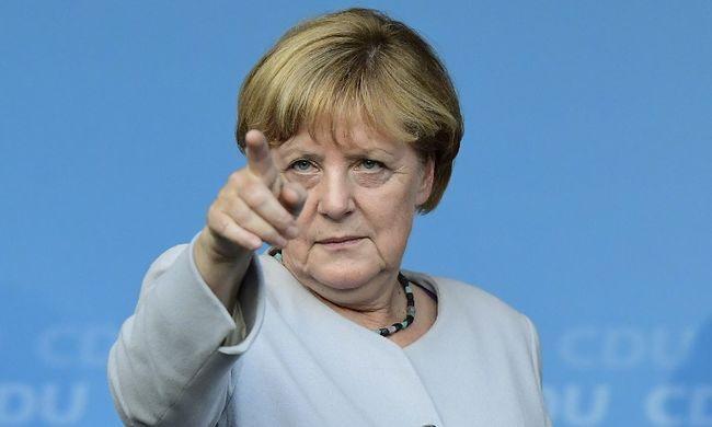 Ma kiderül, hogy milyen erős Angela Merkel