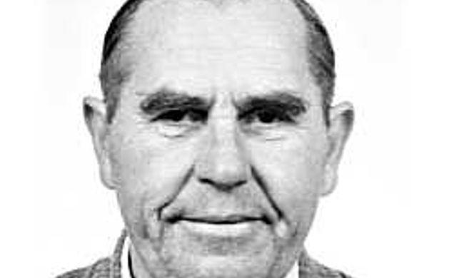 Eltűnt Mogyoró Ferenc
