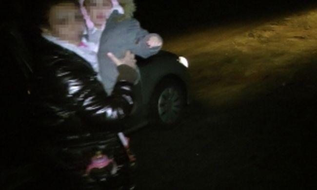 Otthonából rabolták el az egerszalóki kislányt
