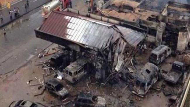 80 ember halt meg a benzinkúton történt robbanásban