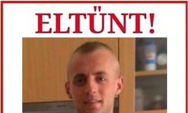 Eltűnt a 23 éves Lóránt, csak az autóját találták