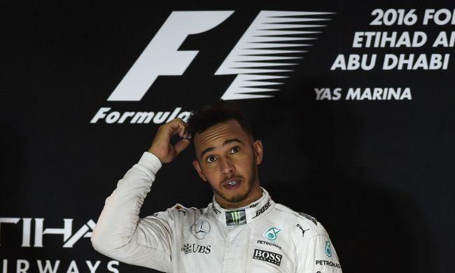 Nem csak a világbajnokságát vesztette el Hamilton - hanem az állását is