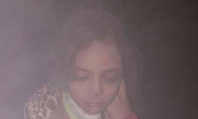 Egy 7 éves szíriai kislány szívszorító vallomása