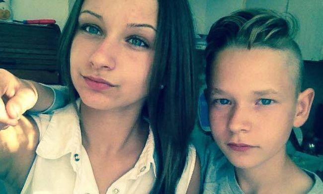 Eltűnt Kis Szabrina és Kis Imre